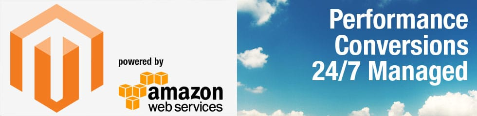 Magento Cloud Hosting auf AWS