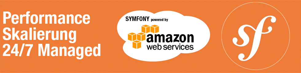 Symfony Cloud Hosting AWS