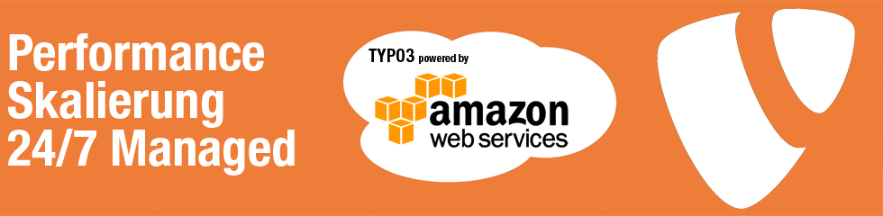 TYPO3 Cloud Hosting AWS