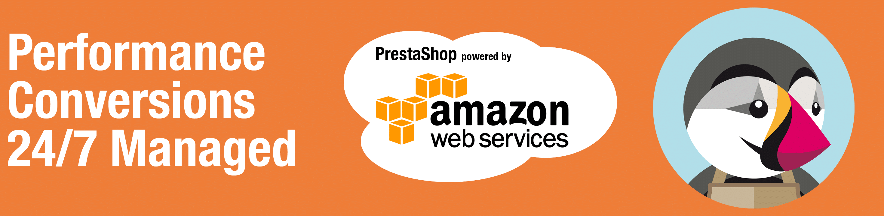 PrestaShop Cloud Hosting AWS