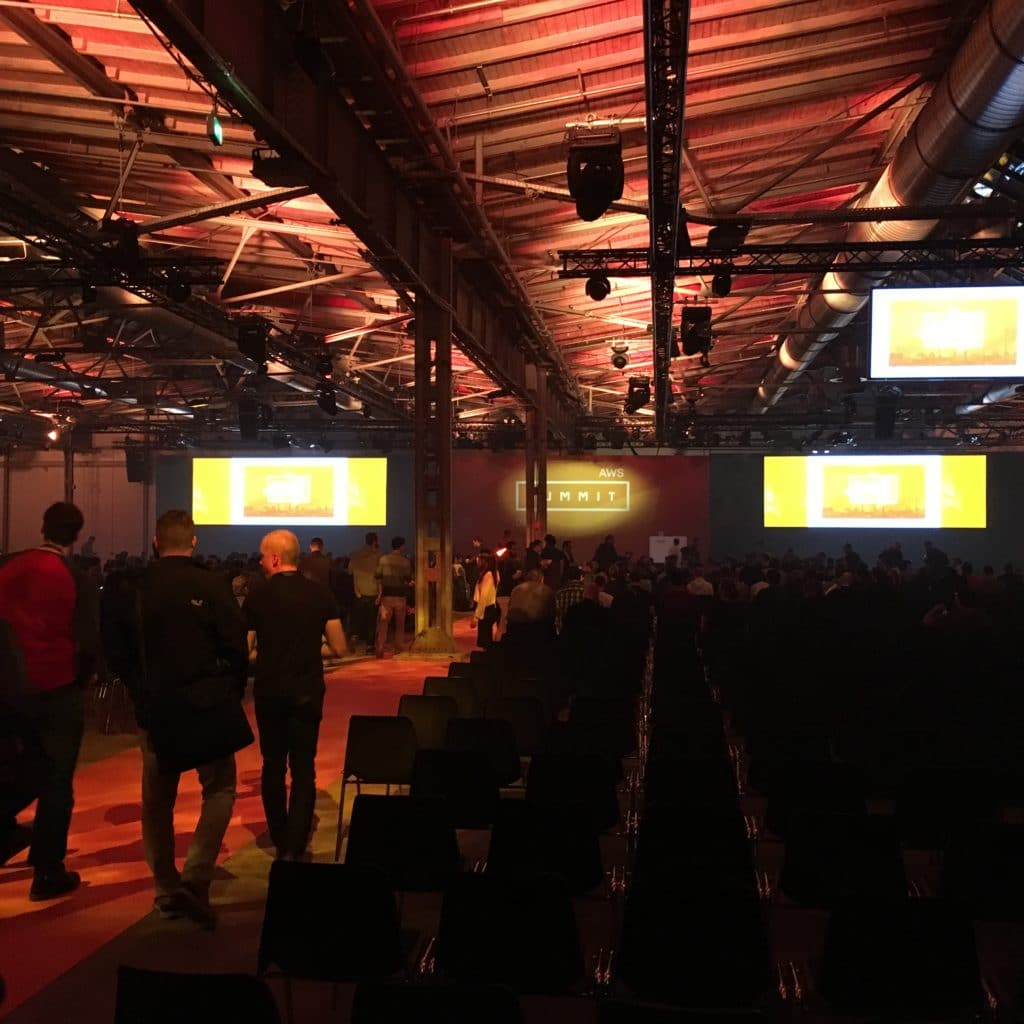 AWS Summit Berlin 2016