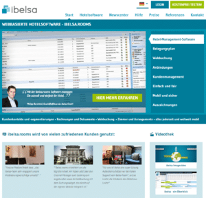 ibelsa.rooms in der AWS Cloud