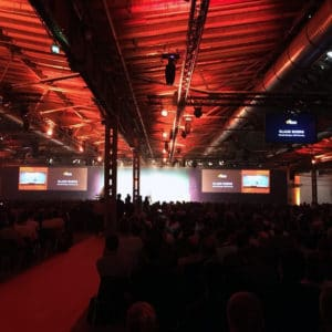AWS Summit Berlin Cloud Hosting Root360