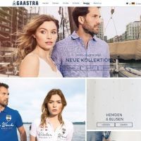 Gaastra Store - Migration zu Amazon Web Services