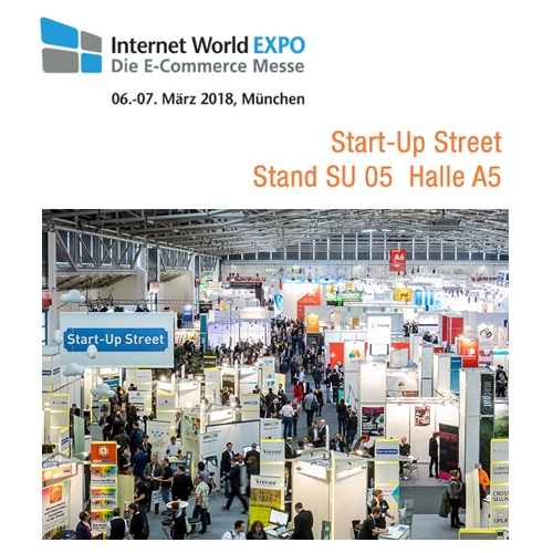 Root360 Auf Der Internet World Expo 2018