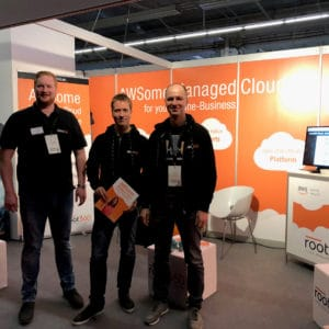 Cloud Expo: Timo, Sebastian, Michael