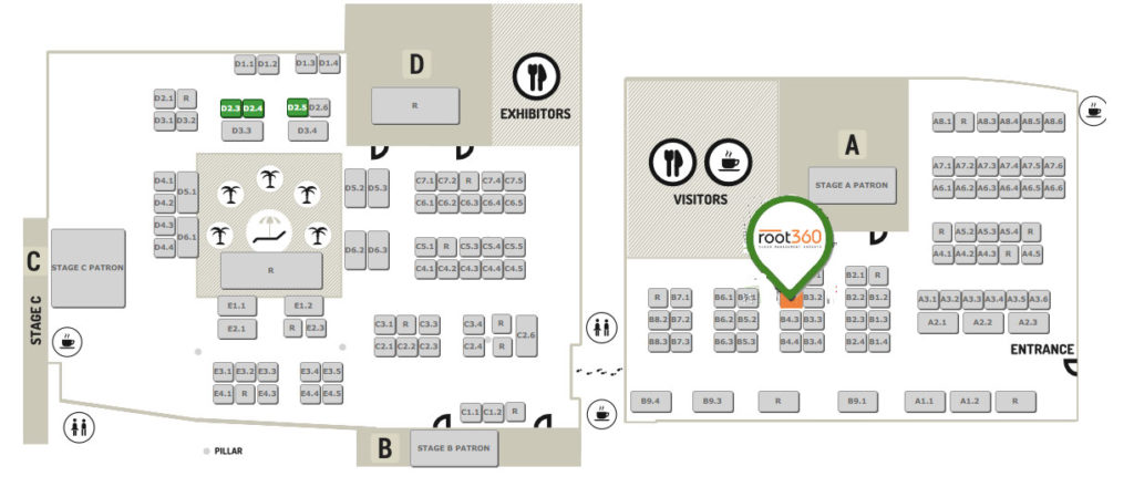 Standplan E-Commerce Berlin Expo