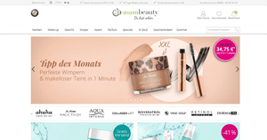 Asambeauty - Referenz E-Commerce Cloud Hosting Root360