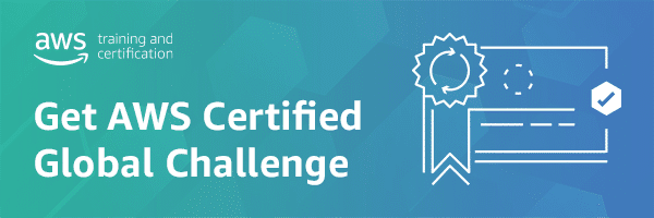 Get AWS Certified Challenge